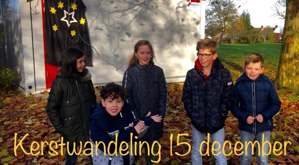 King's Kids Kerstwandeling